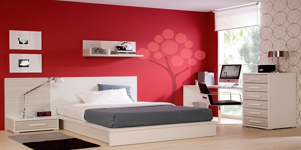 Some Vastu Color Tips for Your Bedroom